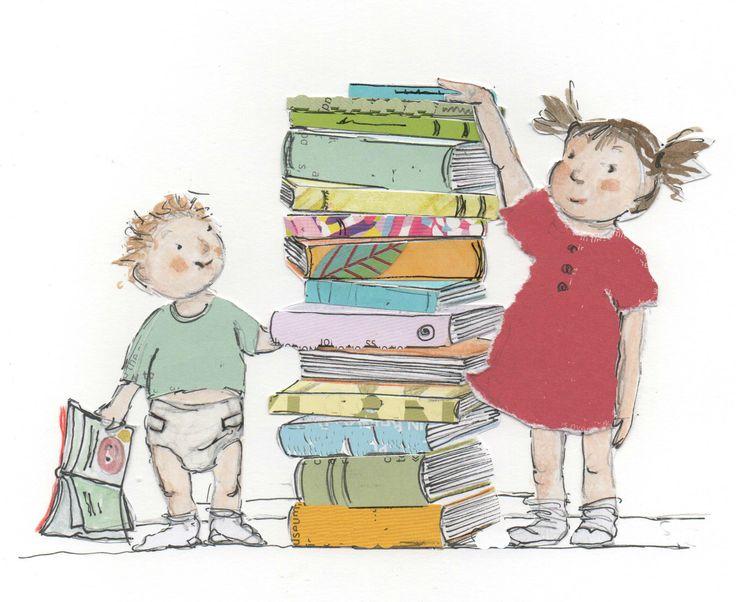 Stimolare i bambini con la lettura prima dell'età scolare è una buona pratica, non importa il fatto che siano molto piccoli, leggere loro non solo può faci