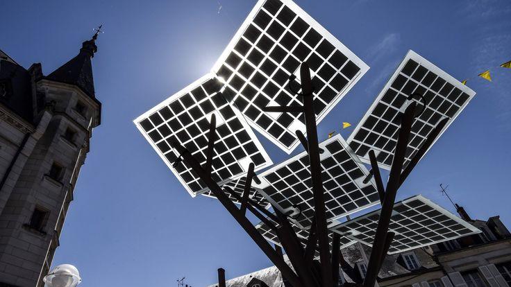 Une espèce végétale nouvelle vient de voir le jour en France: l'arbre au feuillage photovoltaïque. Il permet notamment de charger son téléphone ou son vélo électrique dans l'espace public. Cet 'eTree' est le fruit d'une collaboration entre des entrepreneurs français et israéliens. Et, c'est JCDecaux qui se chargera de les installer.