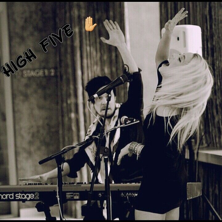 High five ✋