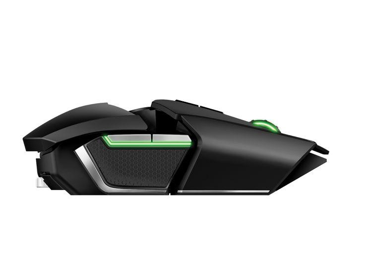 Razer Ouroboros Gaming Mouse - Ambidextrous Mouse for Gaming - Razer United States