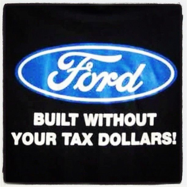Proud to be FORD :)