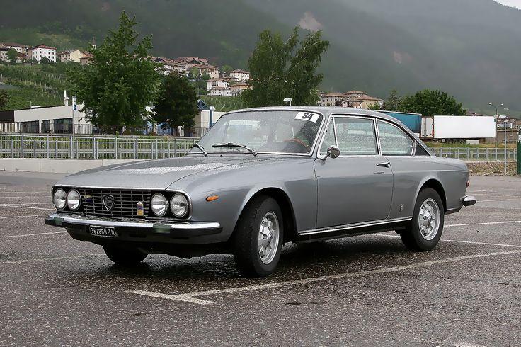 lancia 2000 coupe