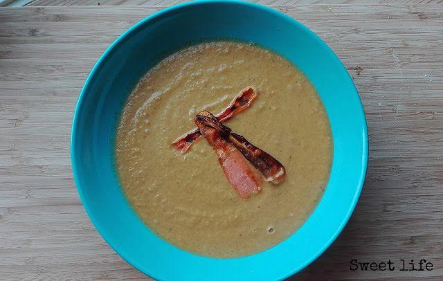 ❝Sopa de cenoura assada com sumo de laranja | Roasted carrot soup with orange juice❞ {New recipe | Receita Nova}