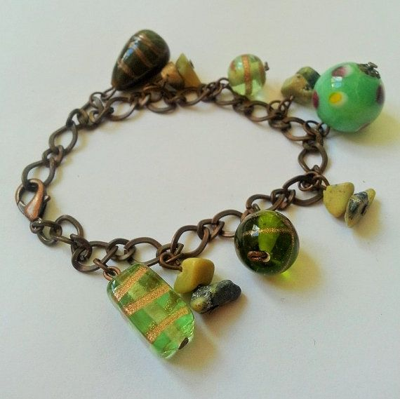 """Bracciale """"All the world is green"""" - Bracialet"""