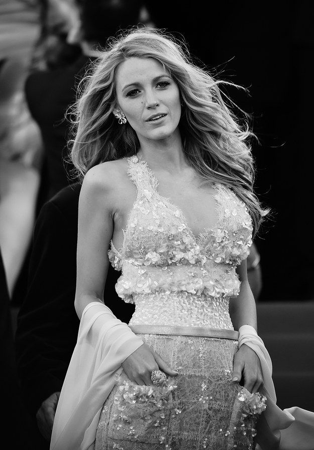 When she looked like she was straight off the set of Gossip Girl IRL. | 19 Times Blake Lively Made You Wish You Were Blake Lively