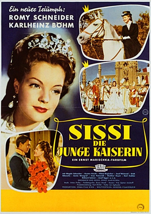 Sissi: The Young Empress (1956)