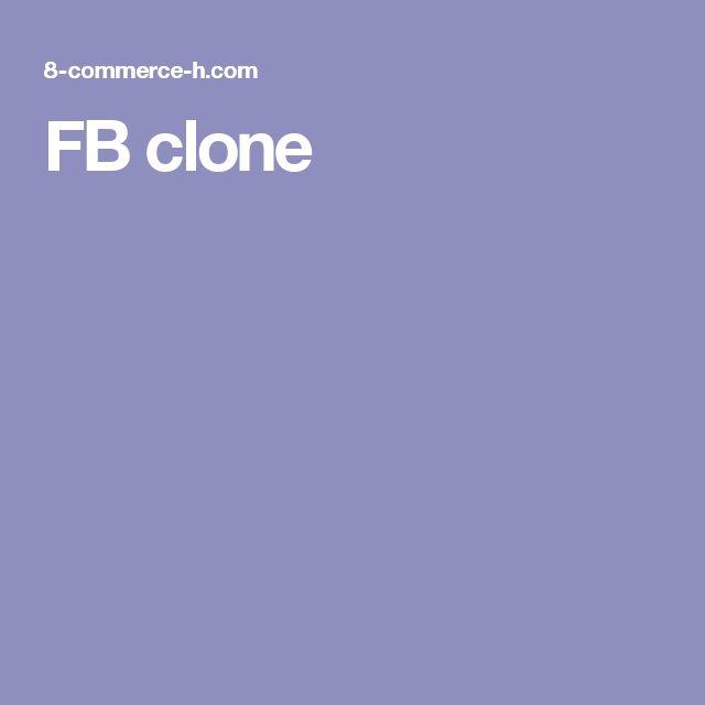 FB clone