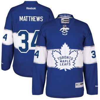 Auston matthews jerseys shirts auston matthews maple leafs gear - Reebok Auston Matthews Toronto Maple Leafs Blue 2017
