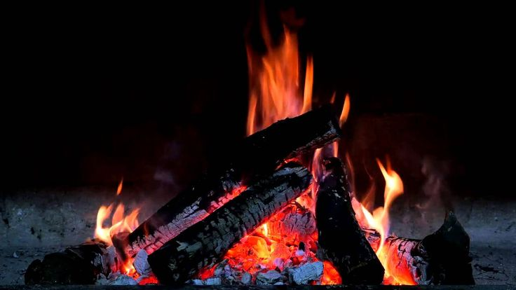 Cozy Crackling Fire – 9 Hour HD Virtual Fireplace – Sleep Sound, Ambienc...