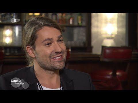 "David Garrett on German Tv ZDF ""Leute heute"" (13-9-2017) - YouTube"