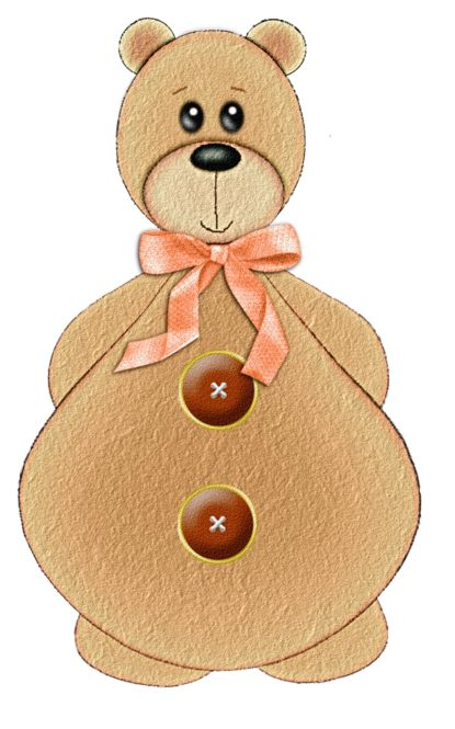 2096 best images about CLIP ART - T. BEARS #1 - CLIPART on ...