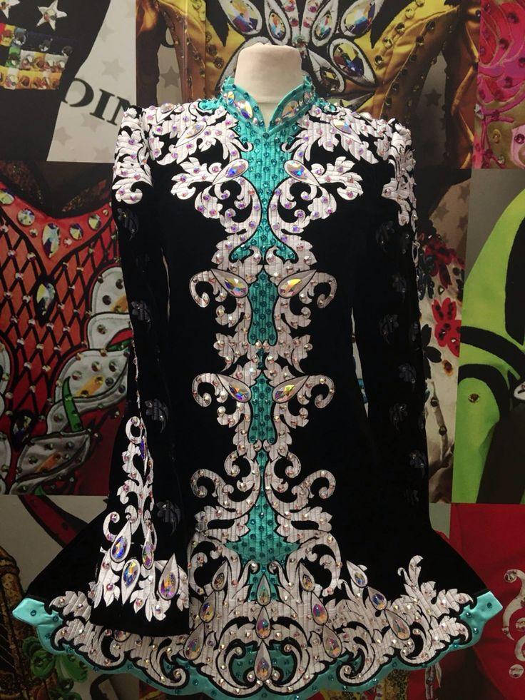 **Rising Star Designs Limited**Irish Dance Solo Dress Costume**