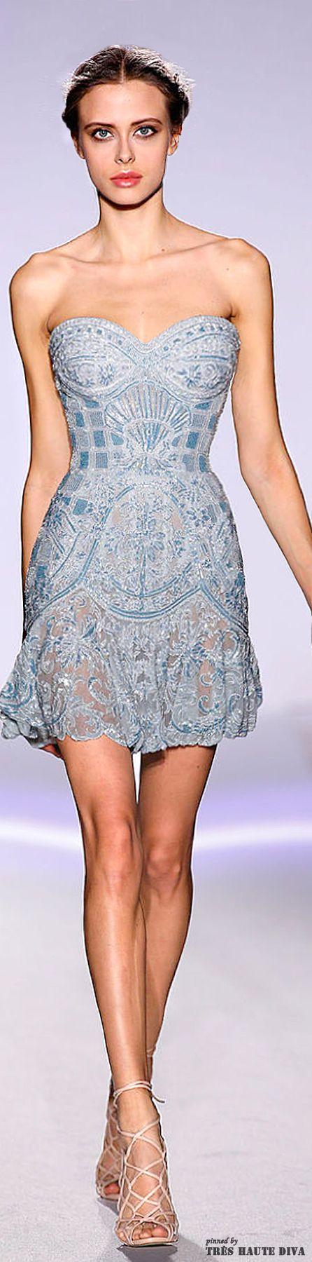 Zuhair Murad Spring 2013 Haute Couture Collection