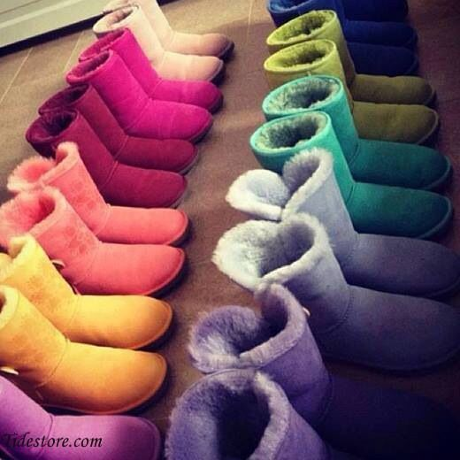 uggs I love so much no such thing as too many best shoes ever I wear them all year long there super comfortable and soft and cute already got four pairs