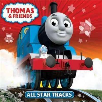 Various - Thomas & Friends: All Star Tracks, Blue