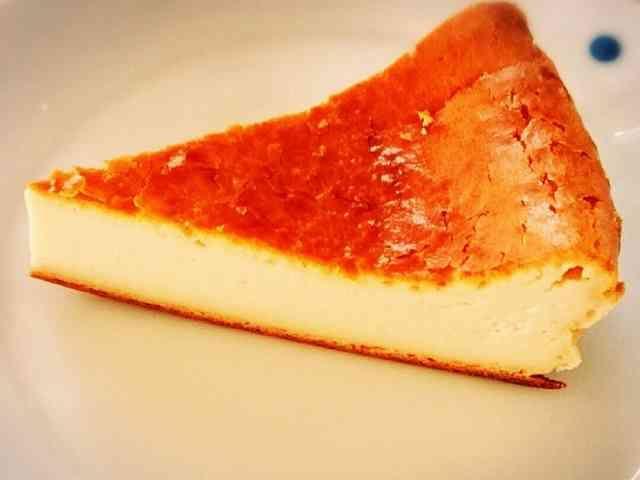 プロテイン↑チーズケーキの画像