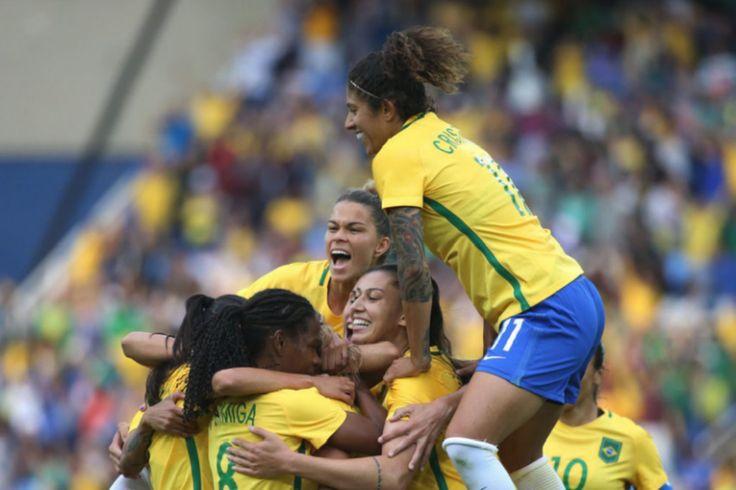 Seleção brasileira feminina de futebol