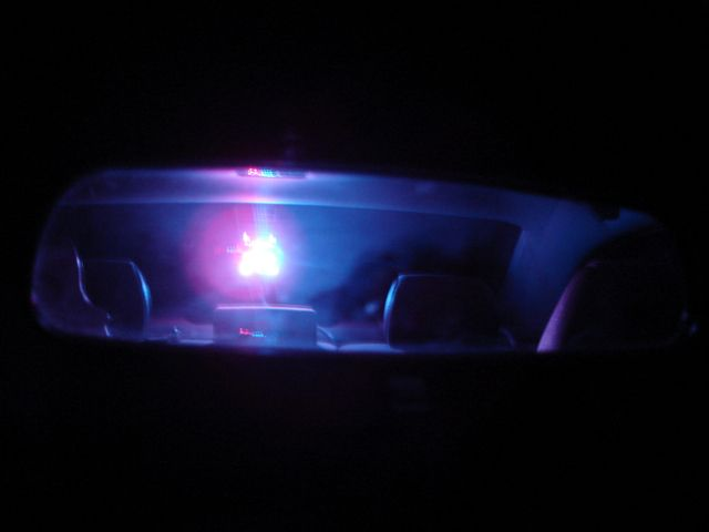 Is That A Police Car In My Rearview Or Just My Arduino Gps