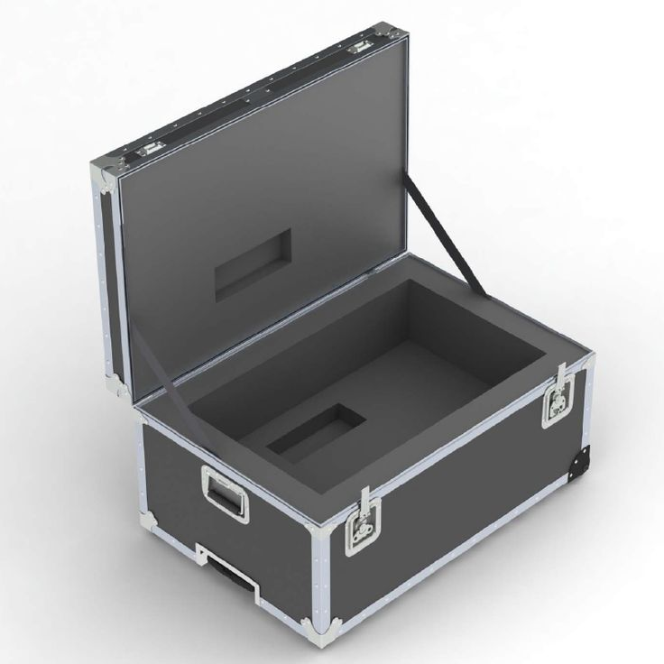 Find custom cases for any trade show shipping needs at Wilson Case. Choose from past designs or build your own custom sales presentation case. Order now!