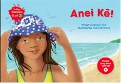 """This children's picture book is in te reo Maori. It includes a song CD. No prior knowledge of te reo Maori is required by the children or adults using the book. The story/song is about weather and clothing - i.e. """"The sun is shining. Where is my hat? The rain is falling. Where are my gumboots?"""" By putting on the song CD and opening the book, the reader can join in with the song and follow the actions and sounds as they enjoy the book."""