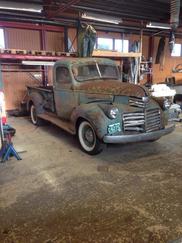 1955 Gmc First Series Custom Gmc Trucks For Sale Old Trucks
