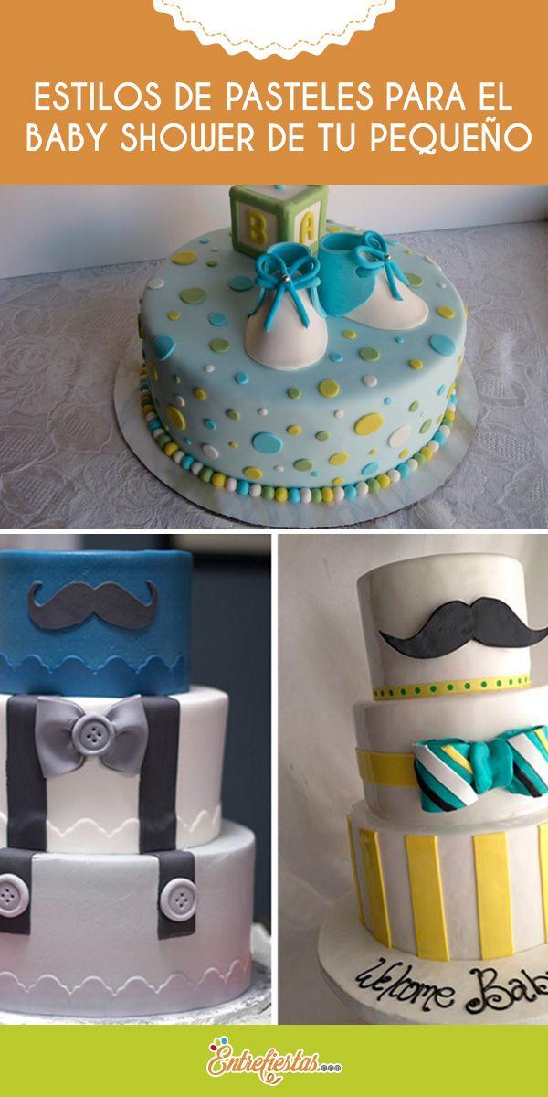 Toda celebración requiere de un buen pastel para impresionar y complacer a todos los invitados. Sorprende a todos en tu baby shower con un pastel fantástico que además de ser una exquisitez exalte tu decoración. A continuación diferentes estilos para que elijas la mejor alternativa para ti.