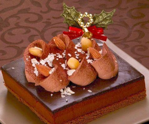 「ケンズカフェ東京」が監修する2016年 クリスマスショコラケーキの予約受付が全国のファミリーマート・サークルK・サンクスにて開始!