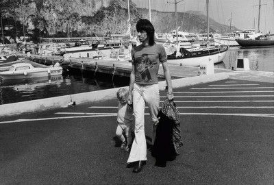 Keith Richards In France Exile On Main Street Nellcote