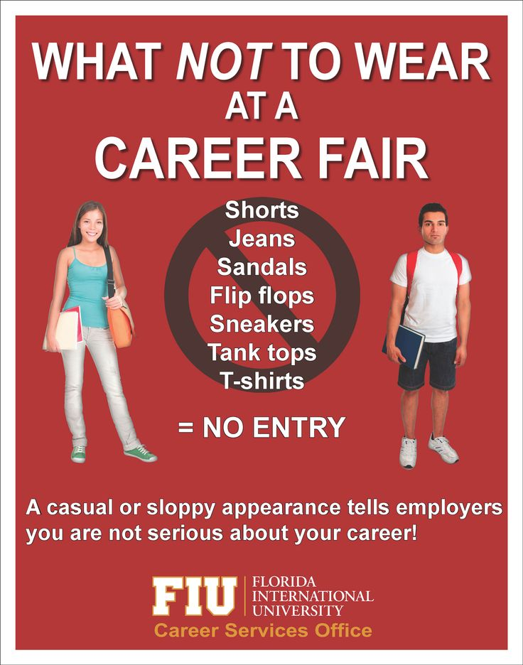 28 best images about Career/Job Fair Tips on Pinterest