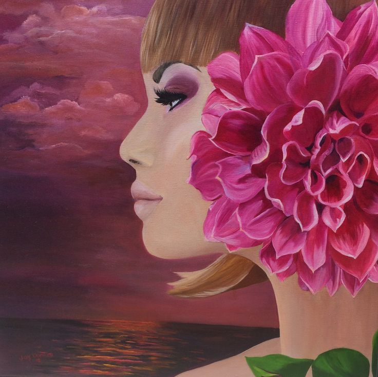 """Pensive"" by Joy Connell. Paintings for Sale. Bluethumb - Online Art Gallery"