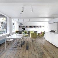 Bermondsey Warehouse Loft by FORM Design Architecture