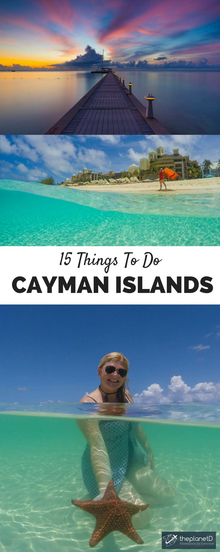 Visit  Stingray City with a Private Luxury Charter on Grand Cayman Island, Caribbean | The Planet D Adventure Travel Blog