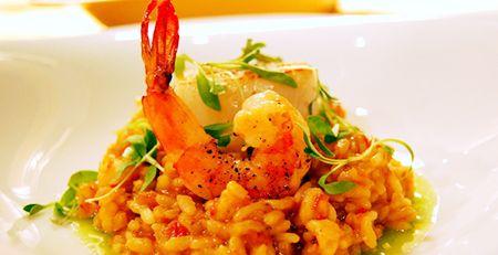 Ризотто с морепродуктами, рецепт » Рецепты, рецепты с фото, кулинарные рецепты, рецепты блюд, простые рецепты, домашние рецепты