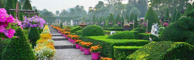Suan Nong Nooch Tropical Garden - Thailand