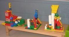 Organiser un coin jeux de construction en maternelle (Académie d'Aix-Marseille)