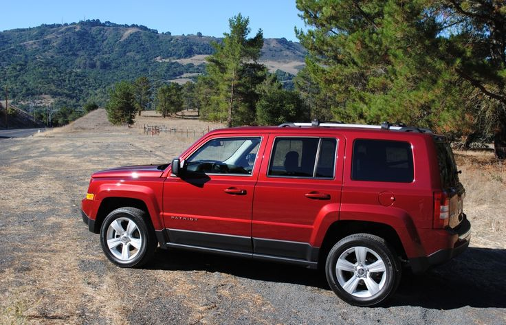 2016jeeppatriot Jeep patriot, Sport suv, Jeep