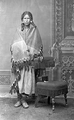 Native American Legends of a White Indians