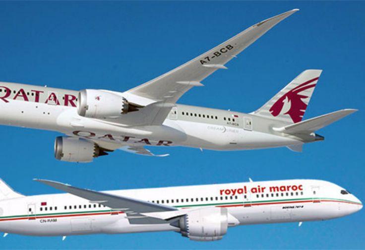 Royal Air Maroc Batalkan Penerbangan ke Qatar
