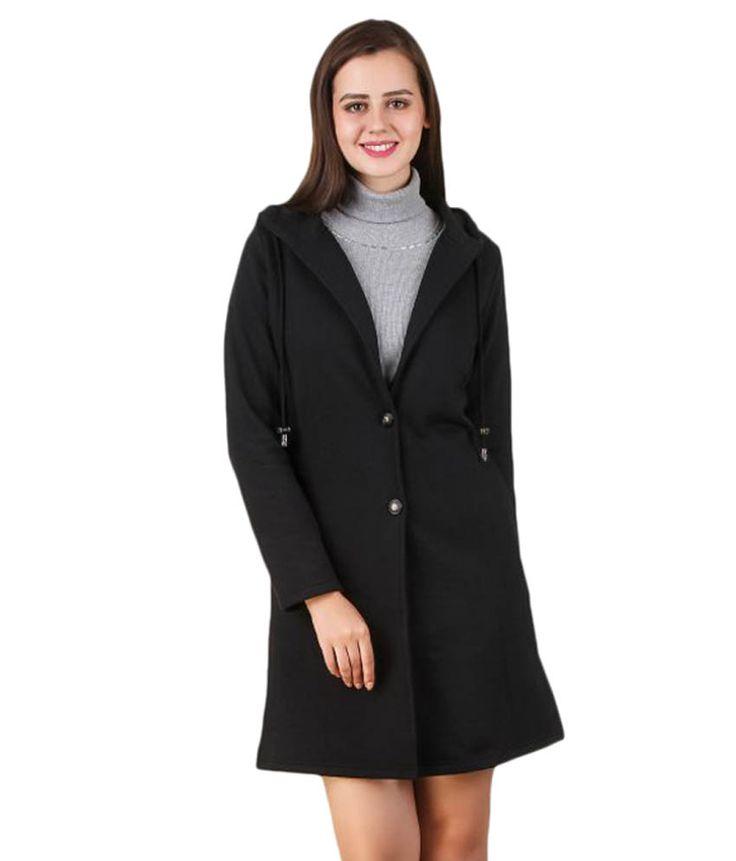 Texco Fabric:Fleece Type:Hooded Jackets Fabric Care:Hand Wash Pockets:2 Pockets