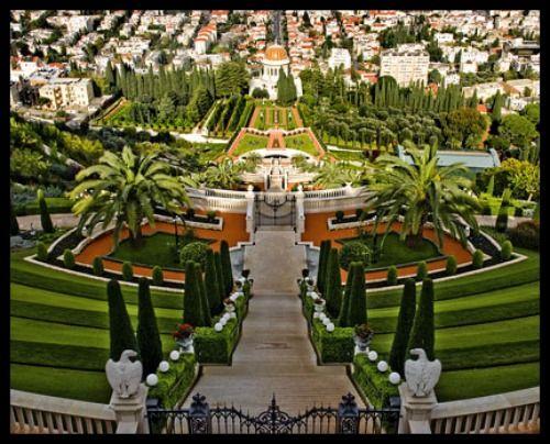 Beau Bahau0027l Gardens, Israel