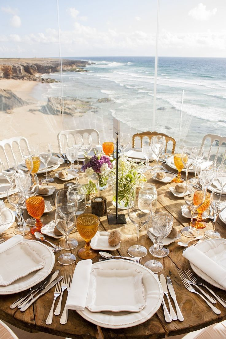 Arriba - Summer Wedding Venue by the sea - #arriba #casadomarques #wedding #guincho #beach #sun #cascais #sea