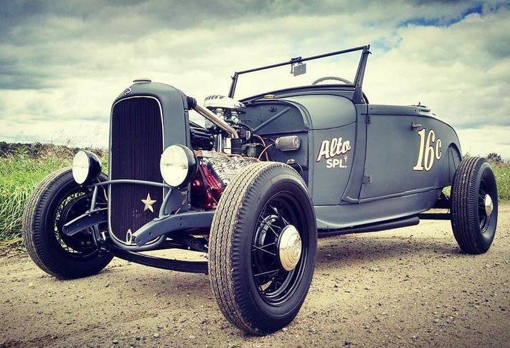 Fly High #fuel32  @destination____unknown  See more at Fuel32.com Click link in bio  #1932ford #1931ford #1930ford  #1929ford #1928ford #32ford #highboy #deuce #coupe #hamb #ford #1932 #vintagecar #hopuplive #streetrod #hotrod #trog #5window #3window #roadster #modela #traditionalhotrod #livingthehighboylife #AltoSpecial #westmichiganhotrods