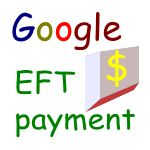Google EFT Payment now India