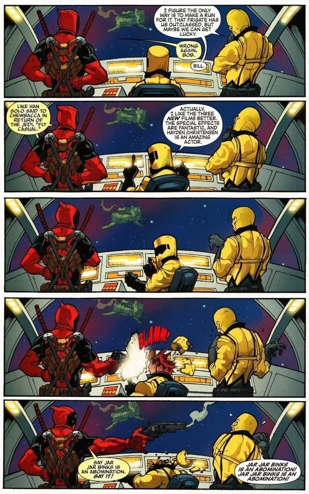 22 Reasons to love Deadpool if you don't already - Imgur