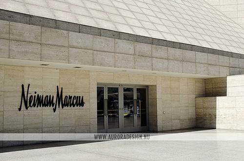 Neiman Marcus - #Fashion #Mall, Las Vegas #vegas #architecture #minimalism