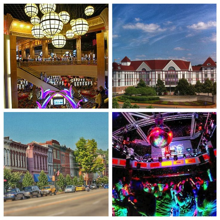 Lawrenceburg, Hollywood Casino, Indiana