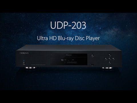 Bluray Player Oppo Udp 203
