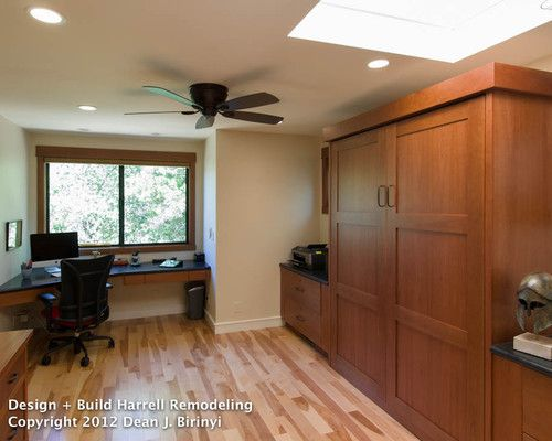 Murphy Bed Design, Pictures, Remodel, Decor and Ideas - page 33