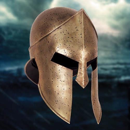 """300: Rise of an Empire"" Spartan Helmet"