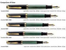 plumas estilográficas